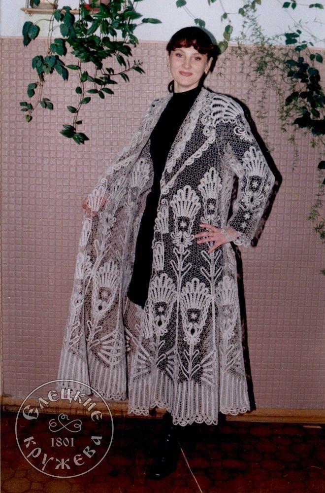 Yelets lace / Women's lace coat С739