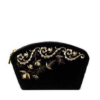 "Velvet cosmetic bag ""Nefertiti"""