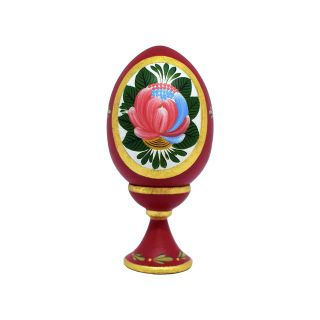 Volkhov painting / Easter egg on the stand