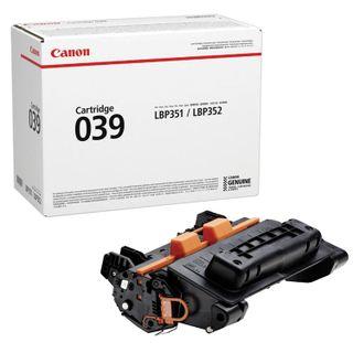 Laser cartridge CANON (039) i-SENSYS LBP 351x / 352x, resource 11000 pages, original
