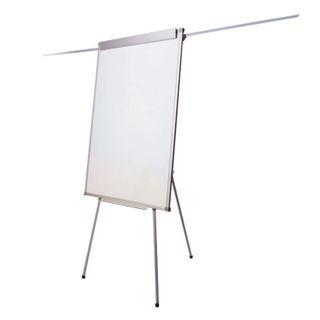 Flipchart board magnetic marker (70x100 cm), holders for papers, BRAUBERG
