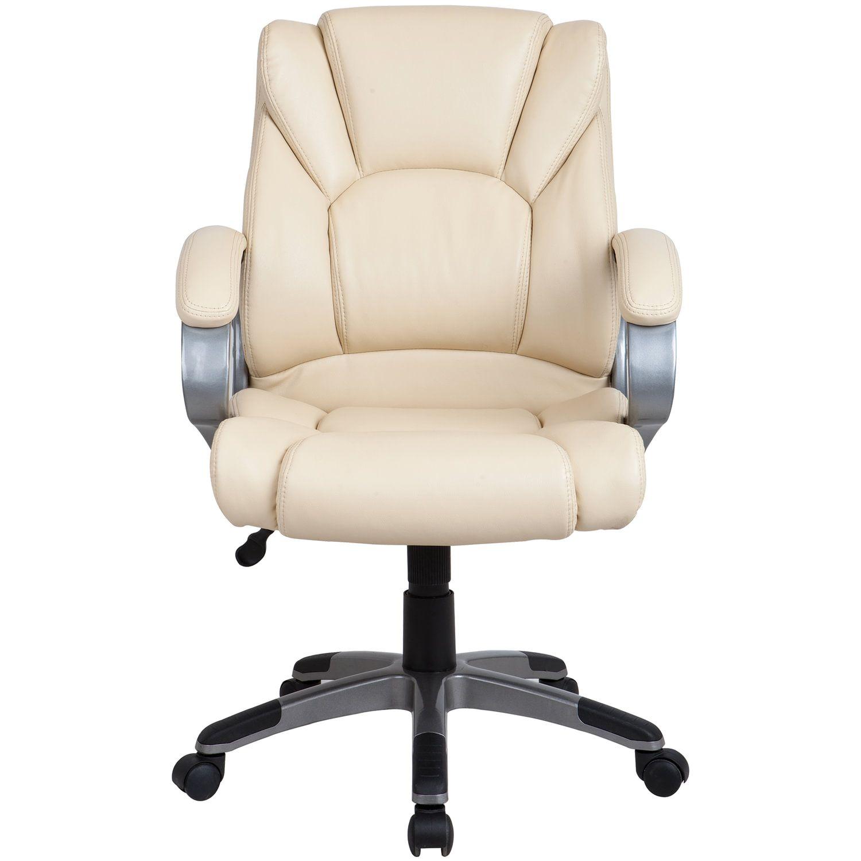 "Office chair BRABIX ""Eldorado EX-504"", eco-leather, beige"