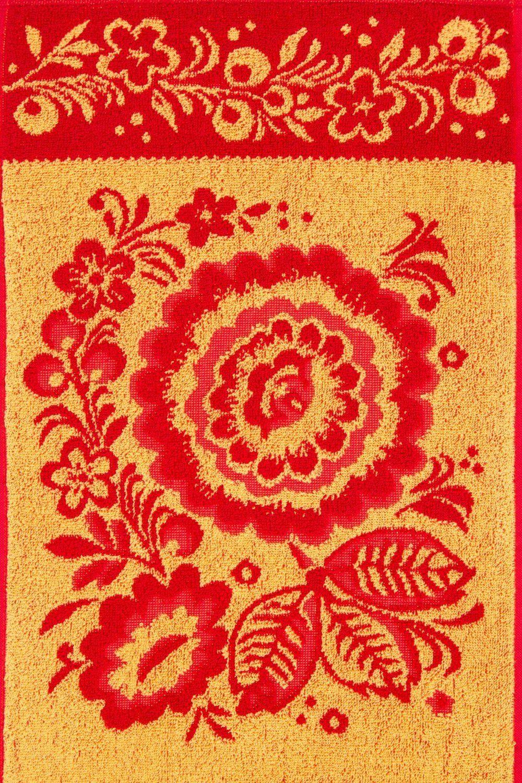 Lika Dress / Towel Khokhloma Art. 1966