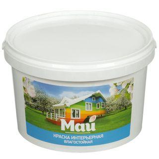 "Interior moisture-proof paint ""May"""