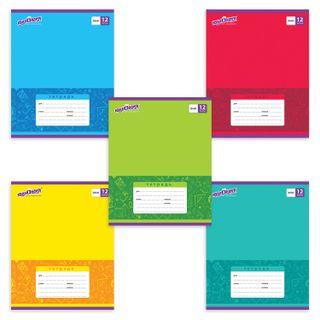 "Notebook 12 sheets UNLANDIA line, cardboard cover, ""MONOTONE"""