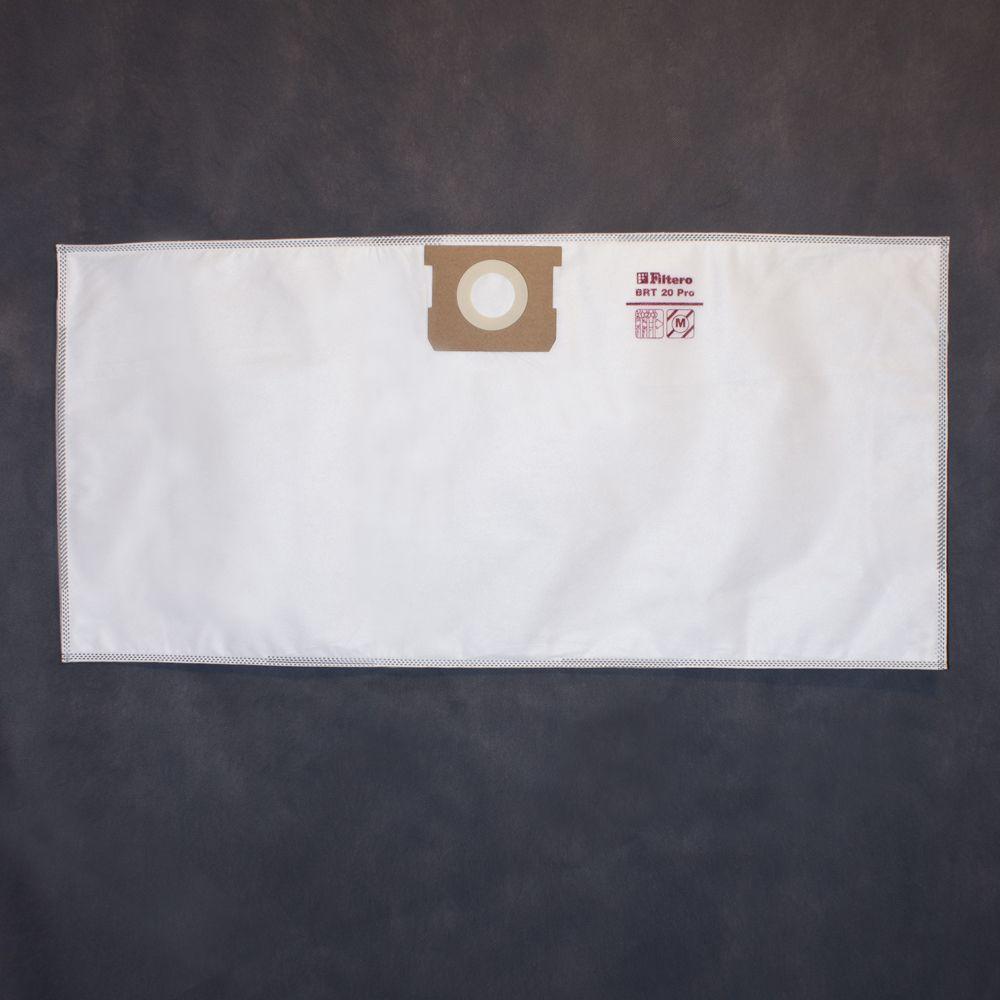 Dust bag 30 l, 390x820 mm Filtero BRT20Pro, 5 pcs / pack