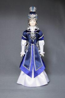 Doll gift. Yakutia woman costume