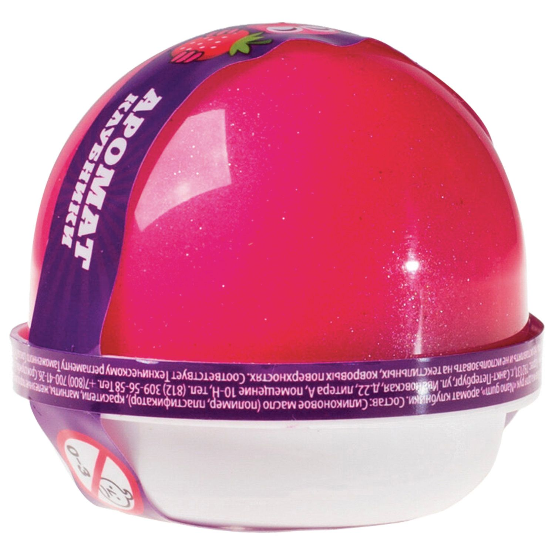 """Nano gum"" hand gum, strawberry flavor, 25 g, WORLD"