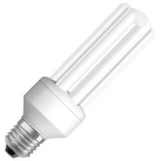OSRAM / Fluorescent lamp DULUX INT 22 W / 840, 220-240 V, U-shaped, E27 base