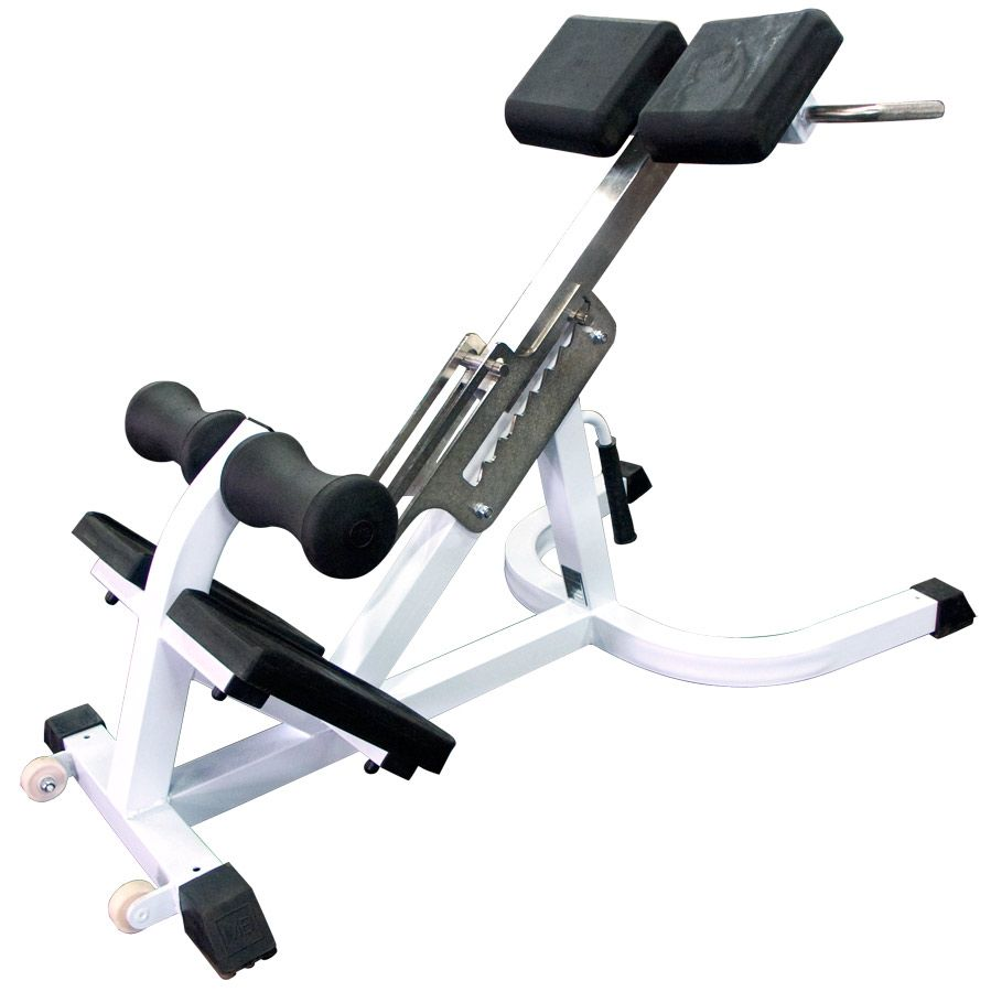 MB Barbell / Back Extension Machine (Hyperextension)