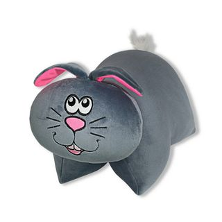 """Anti-stress pillow and toy """"transformers"""" 4(Rabbit)"""