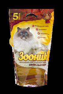 ZOONIK absorbent cat litter, 5l / 20l