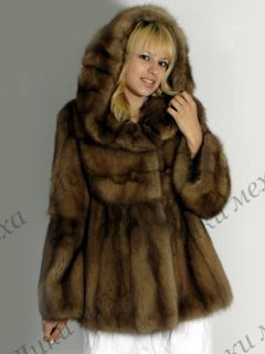 Ballet - Fur coats from marten