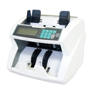 MERCURY C-4 banknote counter, 600/1000/1200/1900 banknotes / min., UV detection, packing, gray