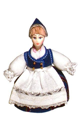 Doll gift. Finca (small version No. 1016).