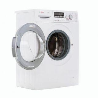 BOSCH WLG2426FOE washing machine, 1200 revs/min, 5 kg, front loading, 15 programs
