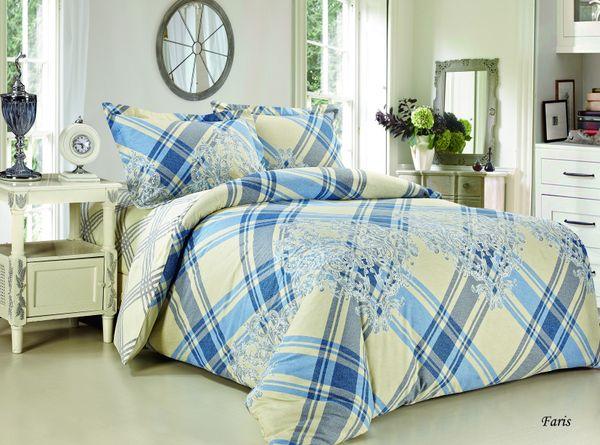 Satin bed linen 3D Faris