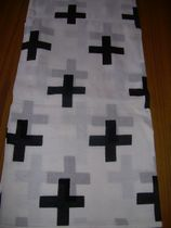Fabric with pattern cotton 100%
