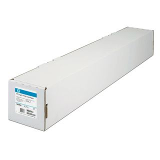 Roll for plotter, 914 mm x 45 m x bushing 50.8 mm, 90 g/m2 CIE whiteness 168%, Bright White InkJet HP C6036A