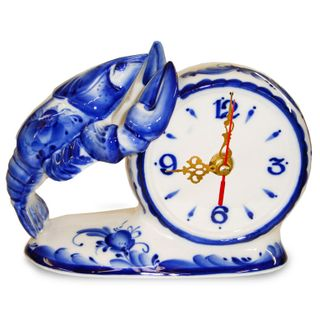 Watch Cancer 2nd grade, Gzhel Porcelain factory