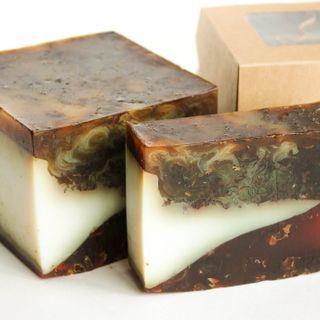 Tenderness of flowers 1kg whetstone - handmade soap