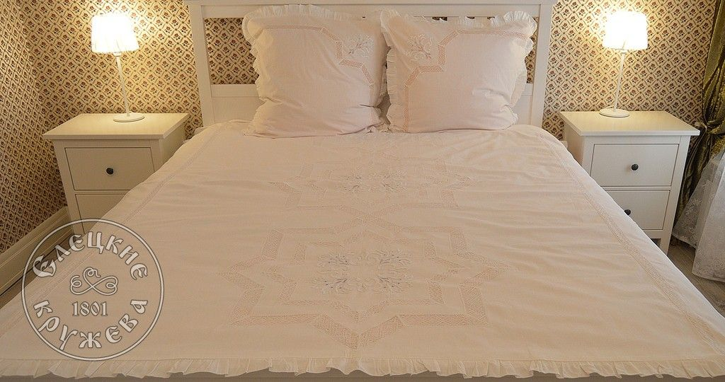 Yelets lace / Double bedding set С2187Е