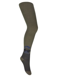 """Tights with a pattern """"Pickup"""""""