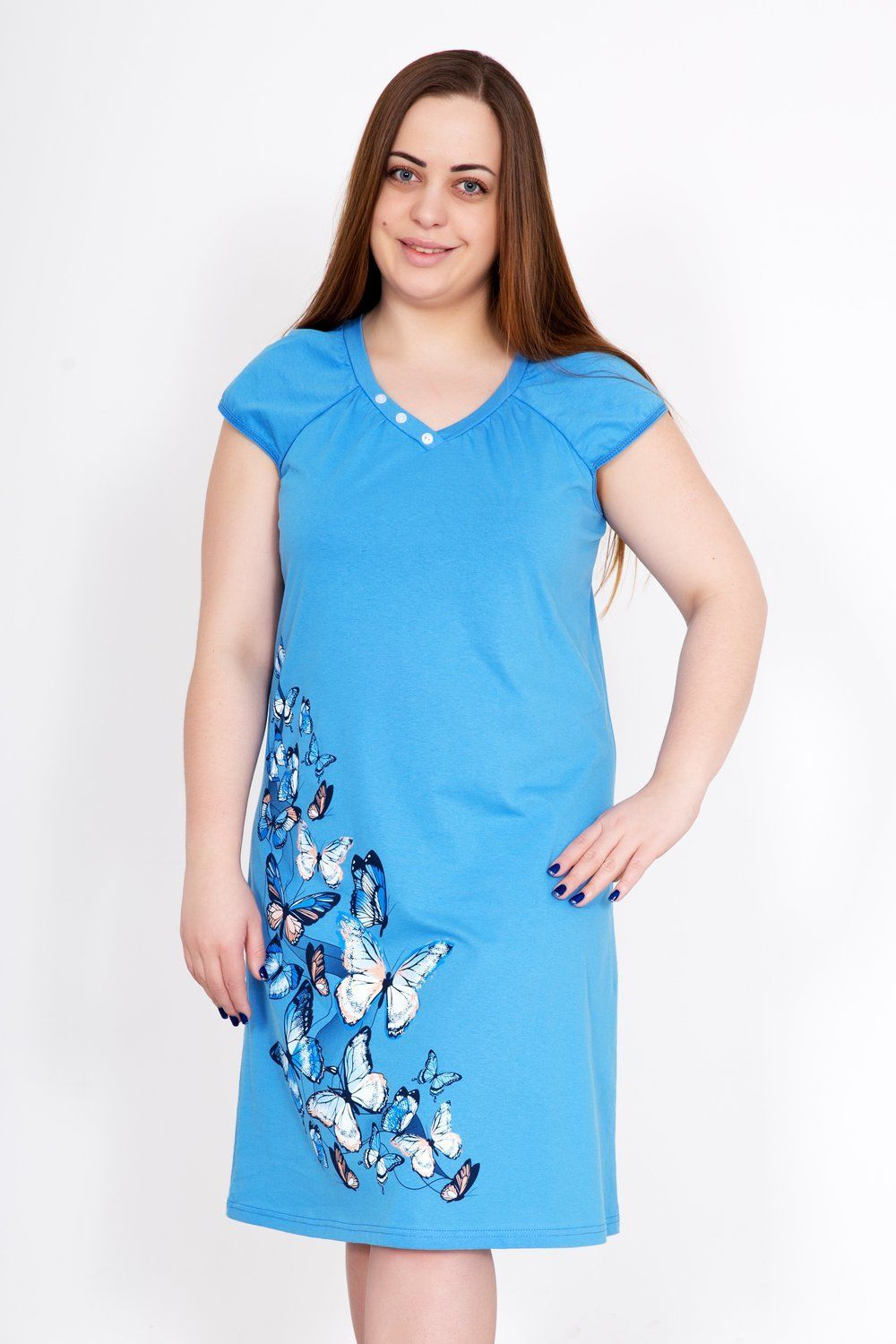 Lika Dress / Nightgown Poljot Art. 5009
