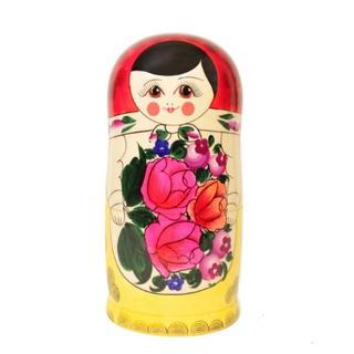 9 traditional matryoshka dolls