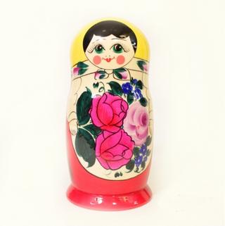 8 traditional matryoshka dolls