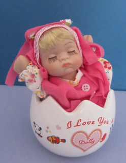 "Porcelain doll ""Baby"" music"