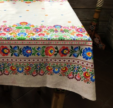 Tablecloth 'Roosters' 150х180