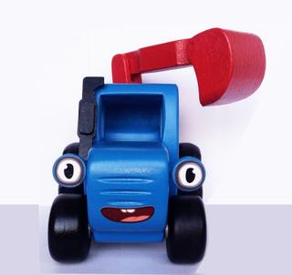 Children's wooden toy
