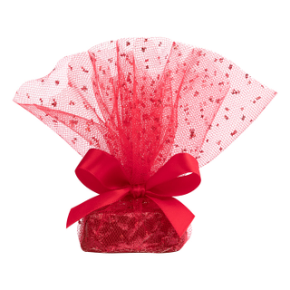 Mini gift 012 red frosted candy 35g