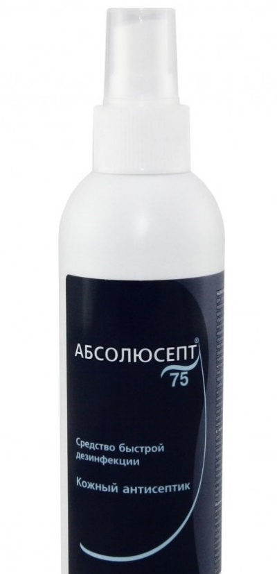 Absolutepath-75, Skin antiseptic ready to use, 200 ml