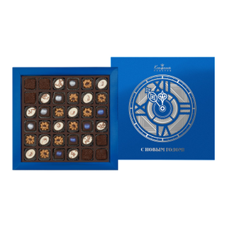 """Congratulation 36 Gift set: chocolate, chocolate candy """"Assorted"""" 310g"""